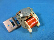 Wolf Microwave Oven Mcw24 Parts Sharp Rmotea283wreo Convection Fan Motor 806157