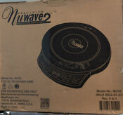 Nuwave 2 Precision Induction Electric Portable Cooktop Model 30151