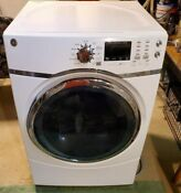 Ge Gfds170ehww Steam Electric Dryer Pickup Only