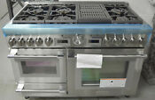 Thermador Pro Grand Prd48wlsgu 48 Smart Pro Style Dual Fuel Range