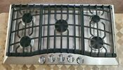 Viking D3 Series 36 Gas Cooktop With 5 Permanently Sealed Burner Rdgsu2605bss