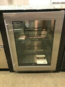 Hc24rb33r Perlick 24 Indoor Beverage Center Right Hinge Stainless Glass Display