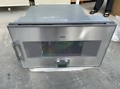 Gaggenau Bs280610 Steam Convection Oven 200 Series Stainless Steel Glass Door