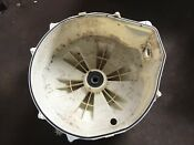 Whirlpool Duet Front Load Washer Outer Rear Tub Assy W10772617