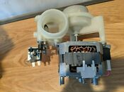 Ge Wd26x10051 Genuine Oem Pump And Motor Assembly For Ge Dishwasher New