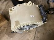 Used Ge Washer Rear Tub Assy Wh45x10136 For Gfw490rpkodg Gfw490rpkdg