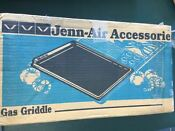 Jenn Air Gas Griddle Part Number Jga8200adx New In Box