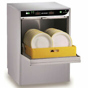 Jet Tech Undercounter High Temp Dishwasher