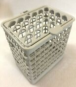 Ge Dishwasher Silverware Cutlery Utensil Basket With Lid Part 16507460 Cav 2