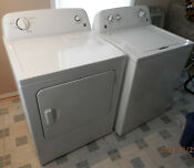 Kenmore He By Whirlpool Usa Matching He Washer And Dryer Set
