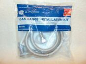 Ge Pm15x103 Gas Range Installation Kit 48in New In Package