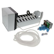 Snap Supply W10190965 W10408179 Ice Maker Water Valve Kit For Whirlpool