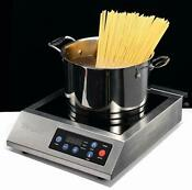Commercial Induction Cooktop 1800w Restaurant Countertop Burner Nsf