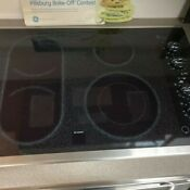 Ge Profile 30 Built In Electric Cooktop Sku Jp930scss New Open Box 900
