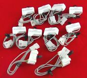 Whirlpool Dryer Door Switch Assembly 3406105 Fits 3405104 528947 3406104 10 Pack