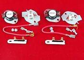 279816 3392519 Dryer Thermal Cut Out Kit Fuse For Whirlpool Sears 2 Pack