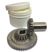Kitchenaid Stand Mixer Attachment Centre Hub Bevelled Gears With Grease