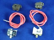4387535 Refrigerator Relay And Overload For Whirlpool Kenmore Compressor 2 Pack