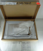 New Frigidaire Microwave Oven Built In Trim Kit 82 1830 00 White Accessory