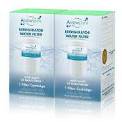 2x Ge Mwfp Ge Smartwater Compatible Refrigerator Water Filter Free Usa Ship