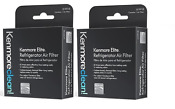2 Pk Refrigerator Air Filter Kenmore Elite 469918 2 Pack