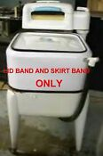 Maytag Wringer Washer Model J Lid Band Skirt Band Square Tub In Stock