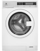 Electrolux Electrolux Eifls20qsw 24 Front Load Washer W Perfect Steam Technolo