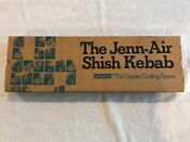 Jenn Air Grill Shish Kebab Set Model A320 Never Used Free Shipping