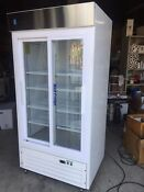 33 Cubic Foot Standard Glass Door Laboratory Refrigerator Abt Ls 33