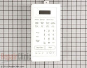 Maytag Whirlpool Jenn Air Microwave Touchpad And Control Panel 56001312 New