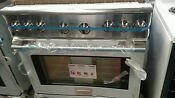 Electrolux Icon 36 Dual Fuel Commerical Style Stove