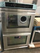 Dacor Stainless 30 Inch Electric Double Wall Oven Do230