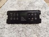 Kenmore Oven Main Control Board Part 316418307