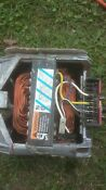 Maytag Washing Machine Motor