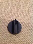 Ge Hotpoint Stove Oven Range Knob Black Oem Replacement Part 164 D 2719