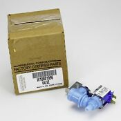 W10801996 For Whirlpool Ice Machine Water Inlet Valve