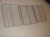 Jenn Air Oven Racks Set Of 3