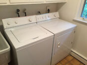 Maytag Dependable Care Plus Washer And Electric Dryer