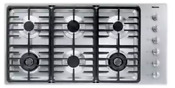 Miele 42 Stainless Steel Gas Cooktop Km3485gss