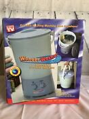 Wonder Washer Portable Travel Mini Washing Machine As Seen On Tv