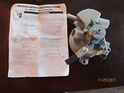 285317 Washing Machine Pump Only Instructions Whirlpool Roper Kenmore