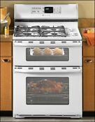 Maytag Freestanding Double Oven Gas Range