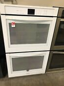 Whirlpool Wod51ec7aw 27 White Electric Double Wall Oven