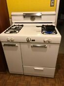 Kenmore Vintage Gas Stove 1950s