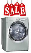 Electrolux Silver Sands Electric Steam Dryer Ewmed70jss
