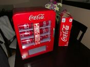 Coca Cola Mini 12 Can Fridge Rare