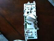 Whirlpool Duet Washer Control Board