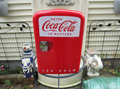 Coca Cola 6 Can Mini Fridge