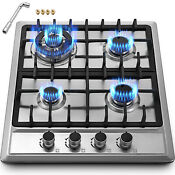 22 8 4 Burners Lng Lpg Gas Cooktops Cooker Built In Stove High Heat