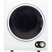 Magic Chef 1 5 Cu Ft Countertop Electric Compact Dryer Dorm Rv Clothes Drying